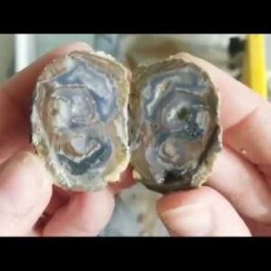 How to Cut Geodes with a Wet Tile Saw