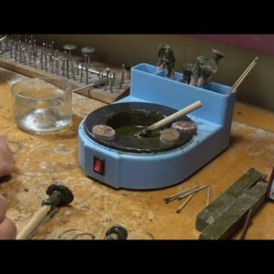 Lapidary 101 - Easiest way to wax dop your jaspers, agates and gemstones.
