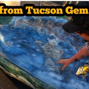 Bits & Pieces from 2021 Tucson Gemshow