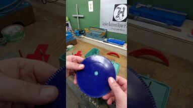 Beacon Star Slab/ Trim Saw Full Restoration Part 2 of 3