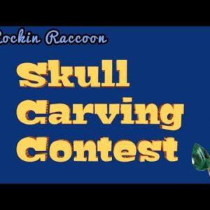 Skull Carving Contest! ☆ Read description for links!